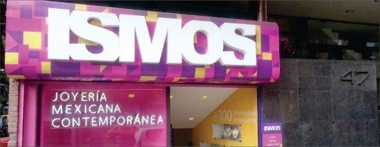 ISMOS Joyeria Mexican Contemporanea