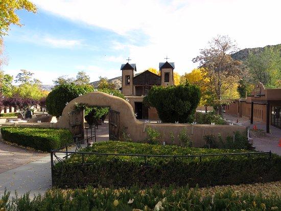 Chimayo, نيو مكسيكو: Santuario De Chimayo