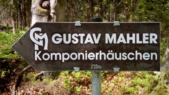 Gustav-Mahler-Komponierhäuschen