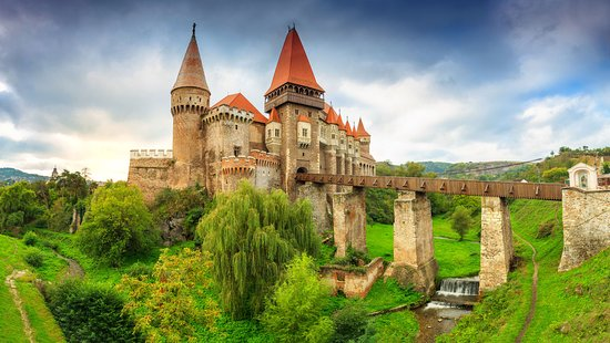 Sebes, Romania: Corvin Castle