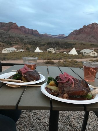 Virgin, UT: Amazing two days.  Friendly, clean and great food.  Can't wait to go back.  Great experience.