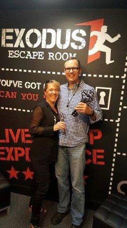 Exodus Escape Room Monterey
