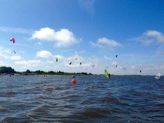 Hemmet, Danemark : Lidt fra Westwinds udendørs aktiviteter