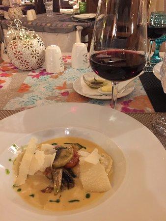 Vale do Lobo, Πορτογαλία: Sehr leckeres Abendessen 🥘