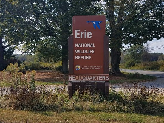 ‪Erie National Wildlife Refuge‬