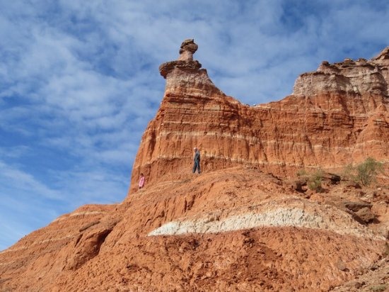 Canyon, Τέξας: Palo Duro on the Lighthouse Trail