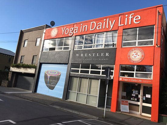 Yoga in Daily Life Wellington