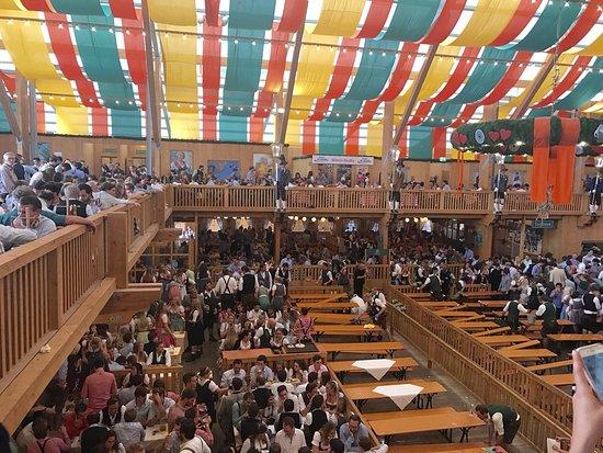 Oktoberfest Bestes Zelt