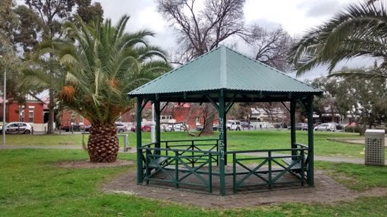 Richmond, Australia: Golden Square Bicentennial Park
