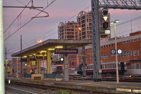 Stazione di Civitavecchia