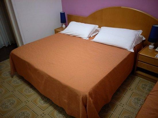 Hotel del Corso : bed