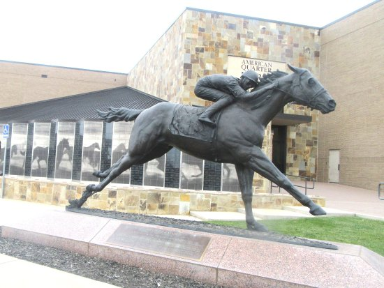 American Quarter Horse Heritage Center & Museum: American Quarter Horse Heritgae Center & Museum, Amarillo, Texas