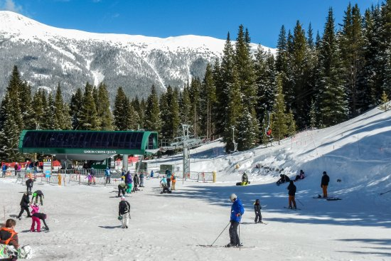 Copper Mountain, CO: Union Creek Lift