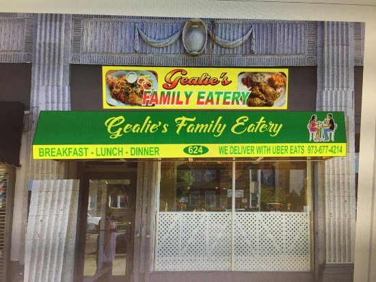 East Orange, NJ: Gealie's Restaurant