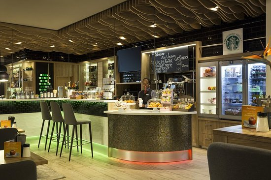 Holiday Inn Munich - City Centre: Isar3 Bar, Cafe and Restaurant