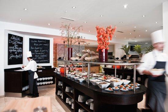 Holiday Inn Munich - City Centre: Restaurant Grat3