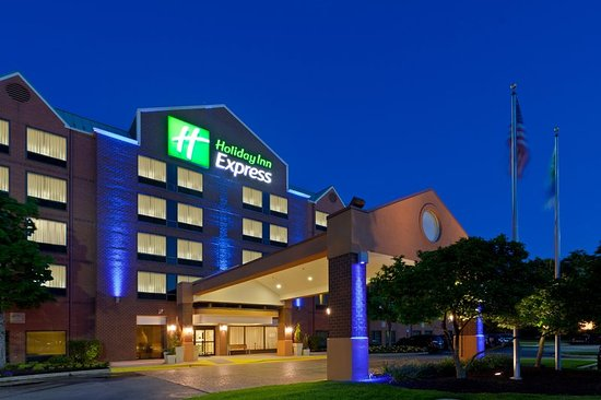 Holiday Inn Express Baltimore - BWI Airport West: You have arrived at the Holiday Inn Express BWI Airport West!