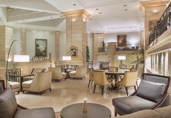 فندق ماريوت عمان: Amman Marriott Hotel is a perfect hotel for an elegant business or leisure trip to Jordan.