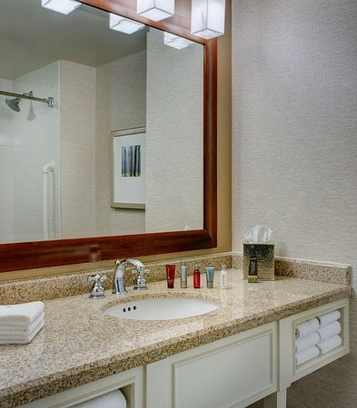 The Woodlands, تكساس: Guest Bathroom