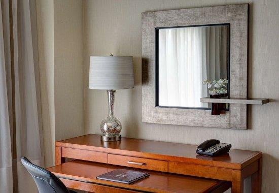 The Woodlands, تكساس: Guest Room Work Desk