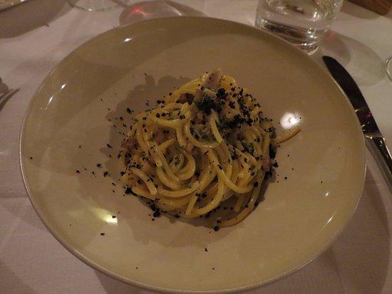 Mercatale di Val di Pesa, Italien: Fresh made Spaghetti