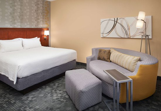 Mendota Heights, MN: King Guest Room