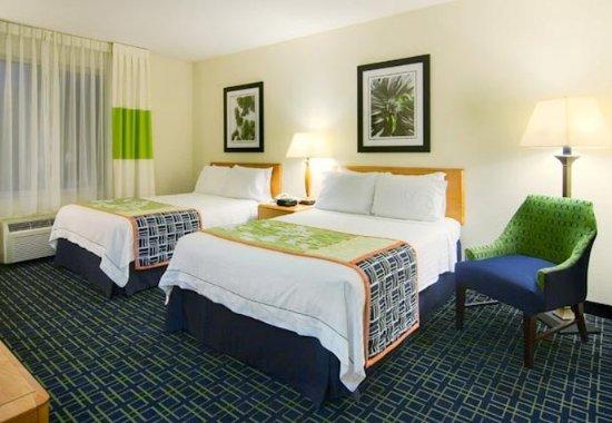 Emporia, VA: Double/Double Guest Room