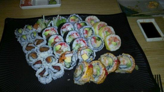 Saint Hyacinthe, Canada: Super Sushi