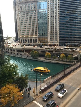 Best upscale hotel in Chicago