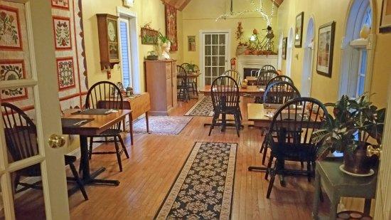 Intervale, NH: A delightful breakfast room