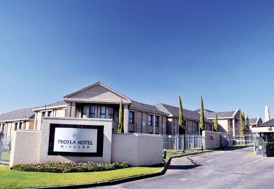 โรงแรมโปรที มิดแรนด์: Exterior