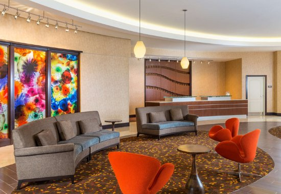 ไนล์, โอไฮโอ: Lobby Sitting Area