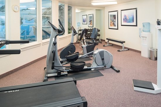 McKinleyville, Californien: Work out in our well-equipped Fitness Center