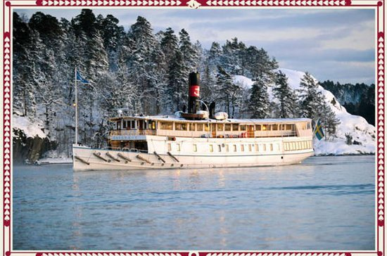 Christmas Day Cruise in the Stockholm...