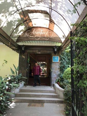 Hotel Aranjuez Cochabamba: Larry's Pictures