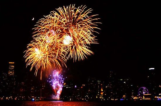 Private Navy Pier Fireworks Sail in...