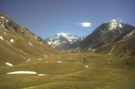 Fulldags Andes, Aconcagua National ...