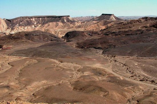 Ramon Crater en Negev Desert 4x4 en ...