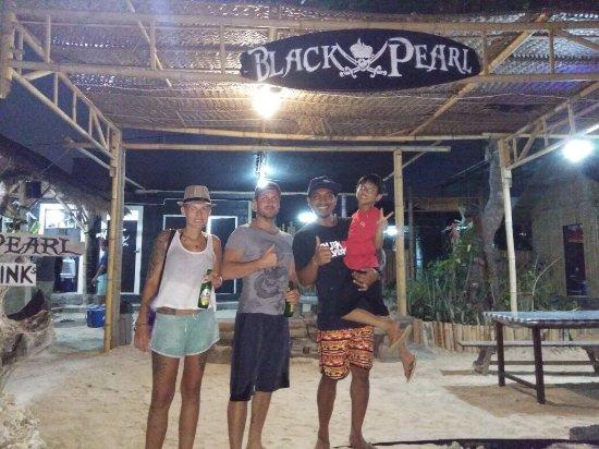 Tuban, Indonesia: Black Pearl Jimbaran Bay