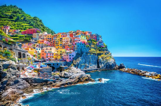 Private Full-Day Cinque Terre Five...
