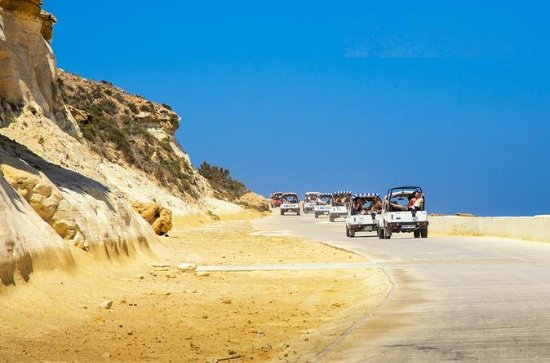 Jeep Tour of Gozo Island from Malta