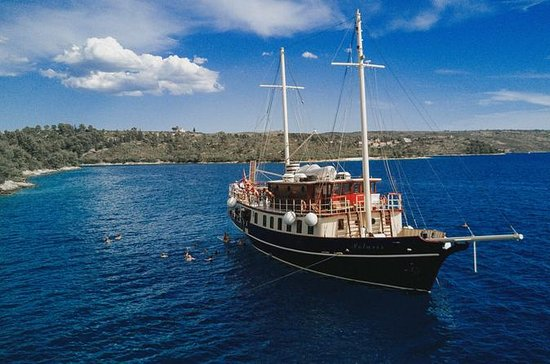 Full-Day Brac and Solta Island Cruise...