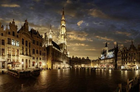 Brussels Myths and Legends Walking...