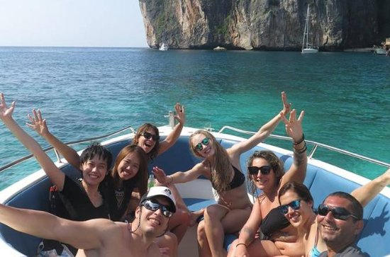 Phi Phi Islands Full-Day Tour from...