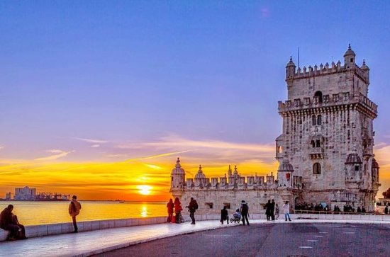Belém Town Half-Day Walking Tour