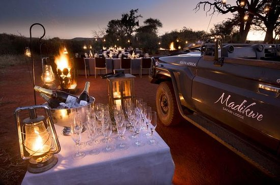 4days Private Madikwe Safari lodge...