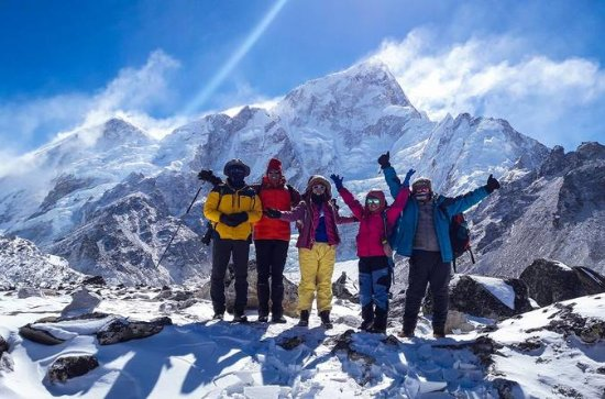 Everest Base Camp trek (Touching ...