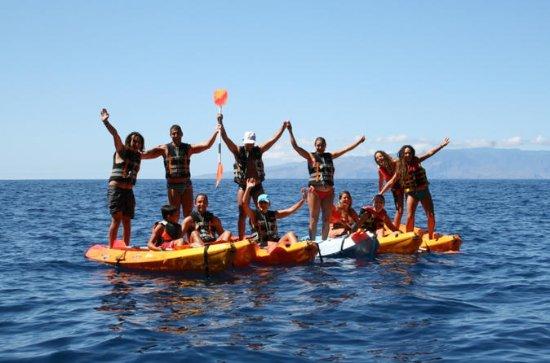 2,5-Hour Water Sports Pack at Playa de San Juan in Tenerife