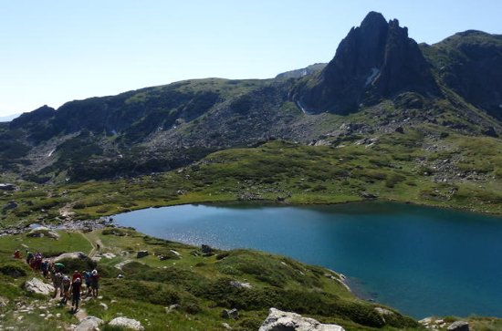 The Seven Rila Lakes & Rila...
