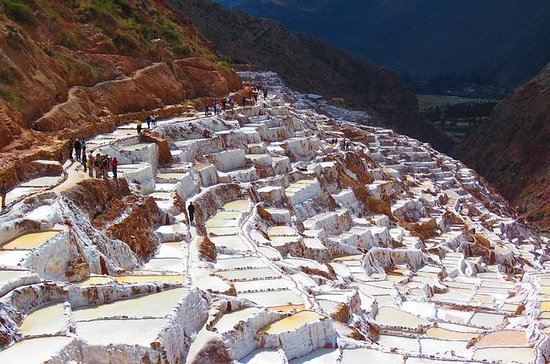 Maras and Moray Guided Tour from Cusco